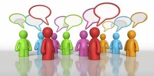 people-talking-social-media