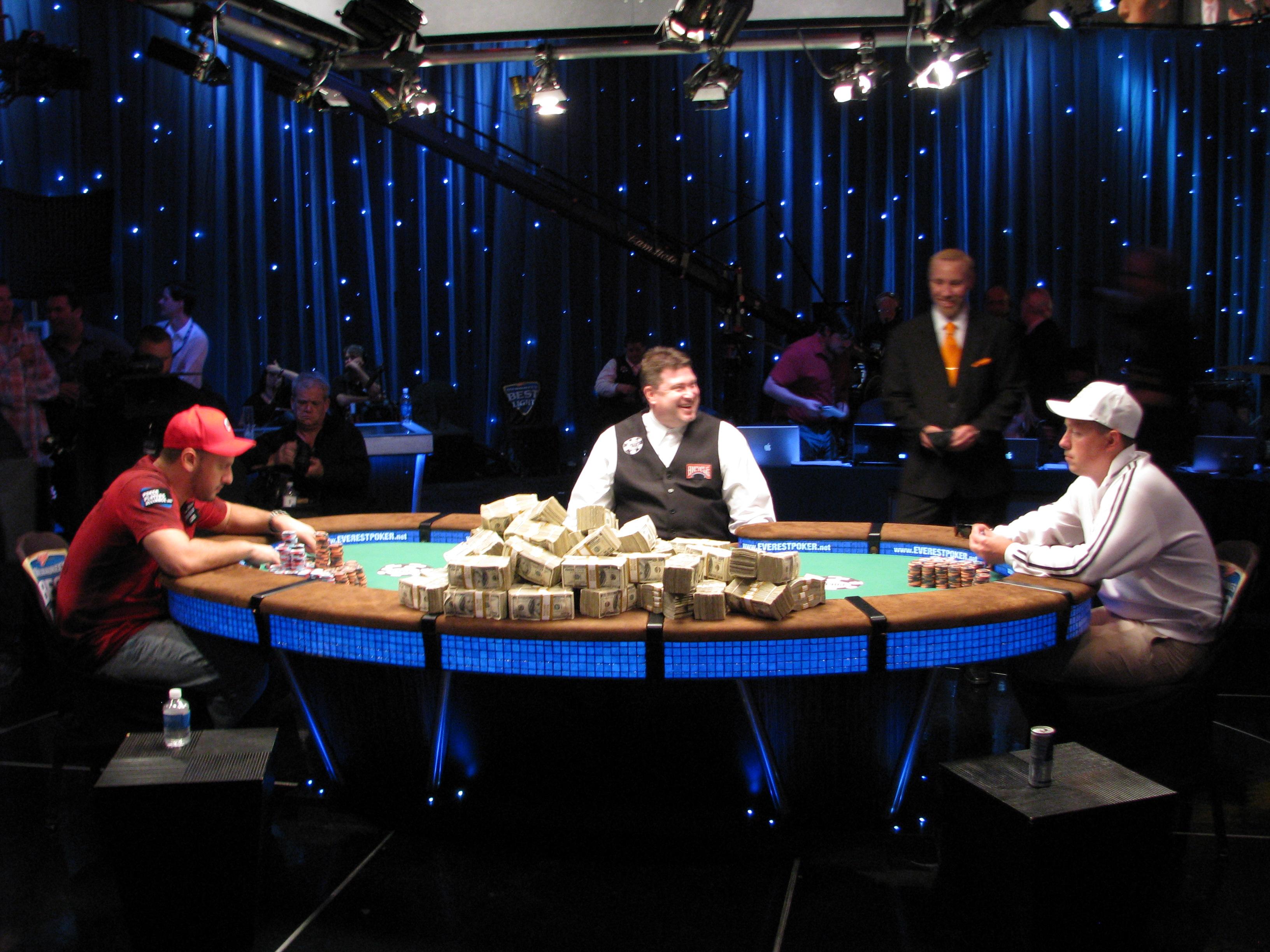 Qg do poker